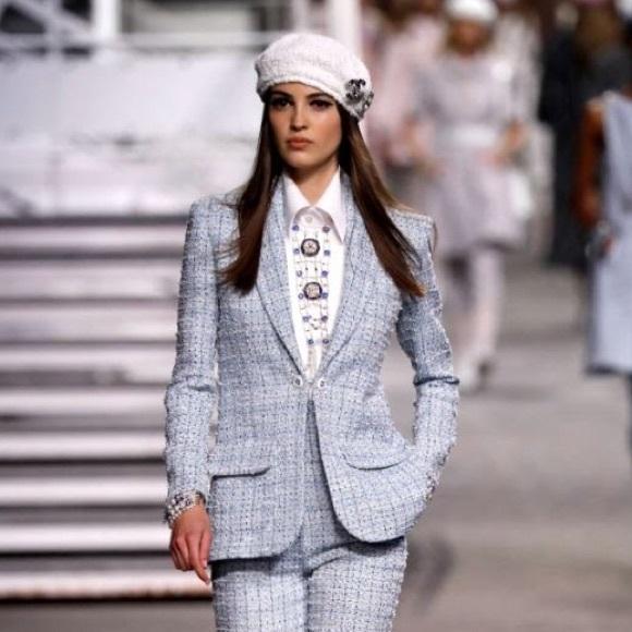 CHANEL Jackets & Blazers - 🚢 Chanel Cruise Wear Jacket 🚢
